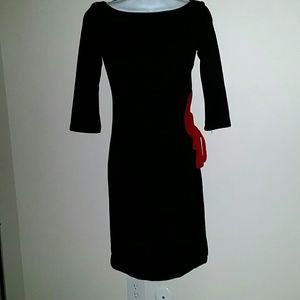 Frederick's of Hollywood Black CutOut Dress XS